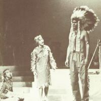 Rick Cordray as Indian