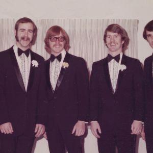 BWierwick wedding 1973.