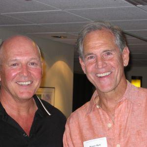 Jul_2010 Steve Pellegren and Bruce Bell